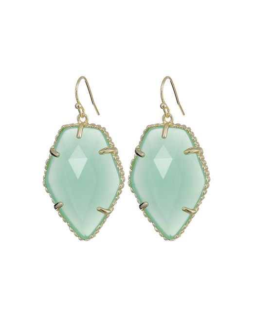 Kendra Scott | Blue Corley Earring | Lyst