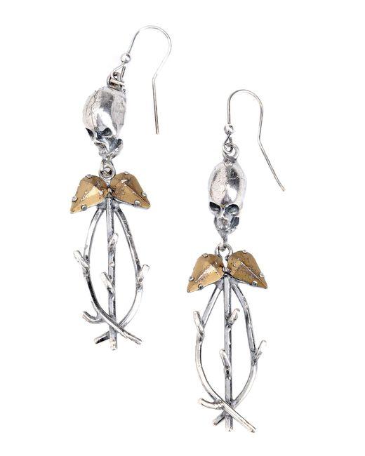 Emanuele Bicocchi | Metallic Earrings | Lyst