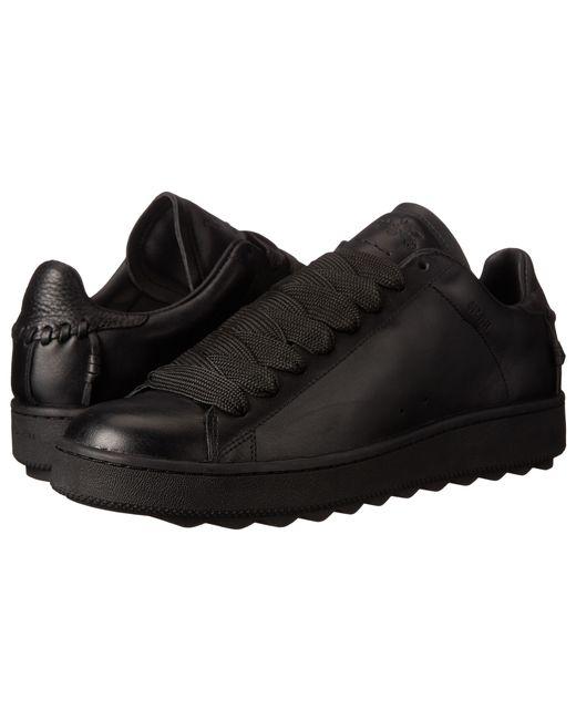 COACH   Black Leather C101 for Men   Lyst