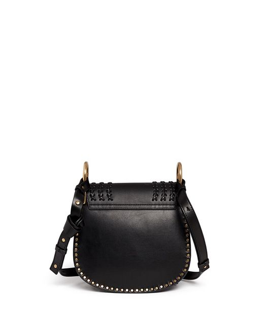 Chlo�� Mini \u0026#39;hudson\u0026#39; Shoulder Bag in Black - Save 13% | Lyst