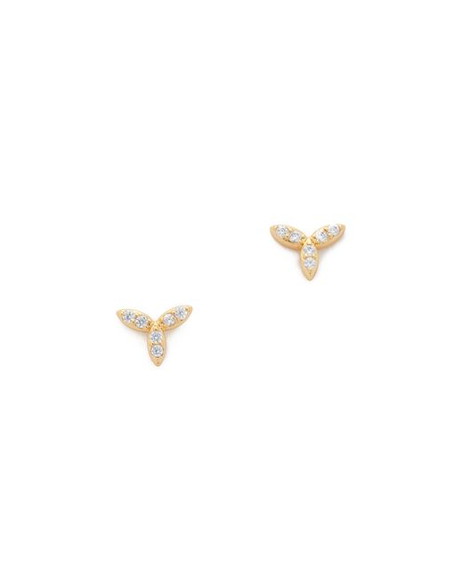 Gorjana | Metallic Olympia Shimmer Mini Stud Earrings | Lyst