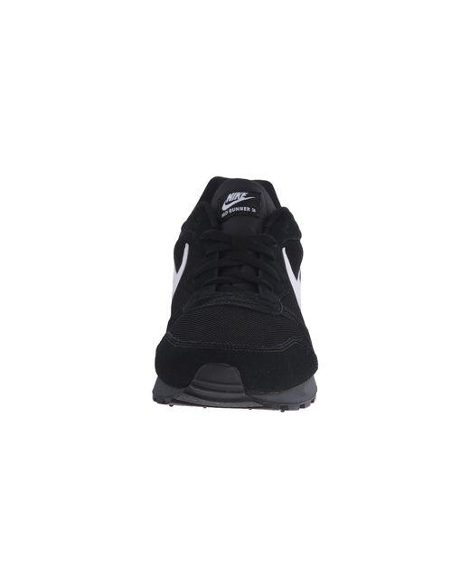 Nike | Black Md Runner 2 for Men | Lyst