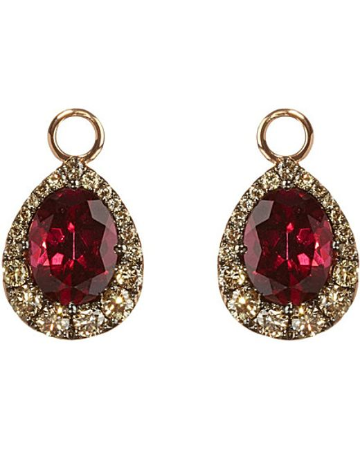 Annoushka | Red 18ct Rose-gold | Lyst