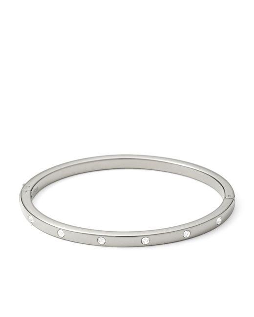 Fossil | Metallic Jf00841040 Ladies Silver Vintage Glitz Bracelet | Lyst