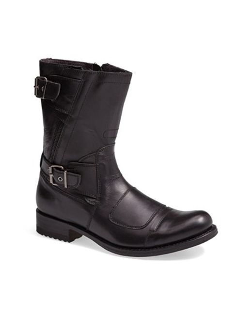 Sendra | Black Moto Boot for Men | Lyst