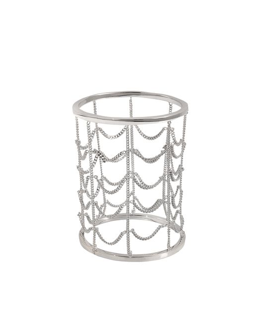 MM6 by Maison Martin Margiela | Metallic Spiderman Cuff | Lyst