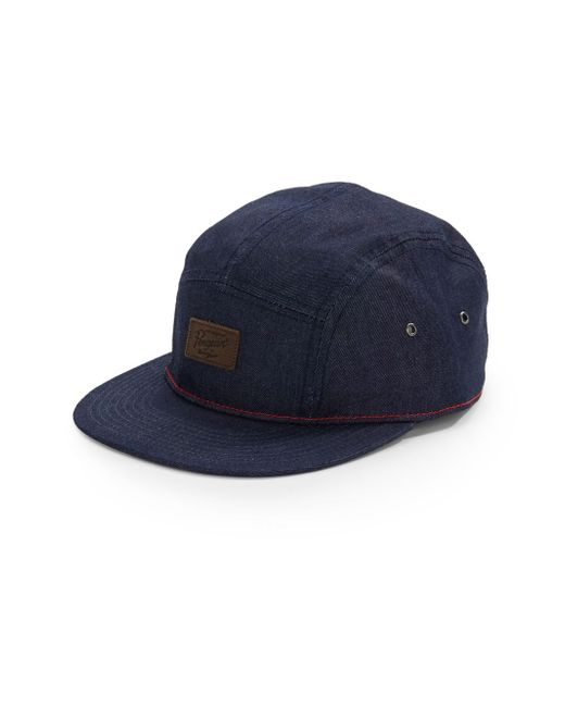 Original Penguin | Blue Denim Baseball Cap for Men | Lyst