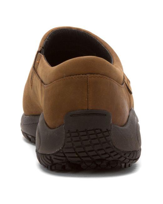 Merrell Men S Jungle Moc Pro Grip Slip Resistant Work Shoe