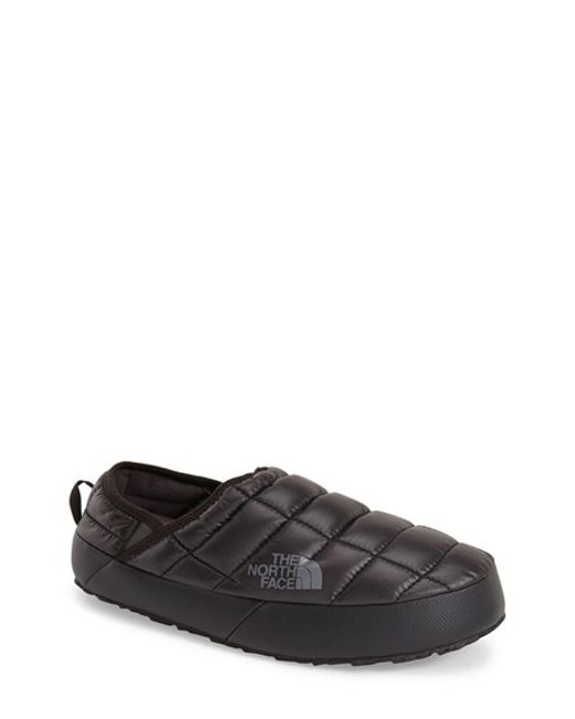 The North Face | Black 'thermoball(tm) - Mule Ii' Slipper for Men | Lyst