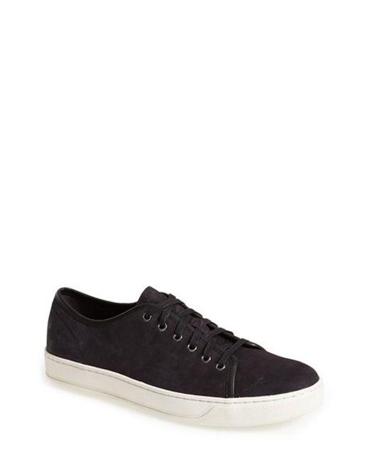 VINCE | Black 'Austin' Sneaker for Men | Lyst