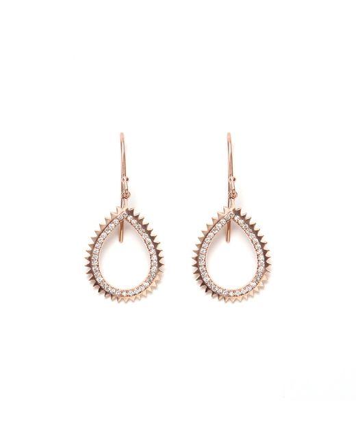 Eva Fehren | Pink Open Auto Earrings | Lyst