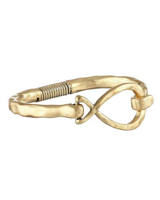 The Sak | Metallic Twist Spring Bangle Bracelet | Lyst