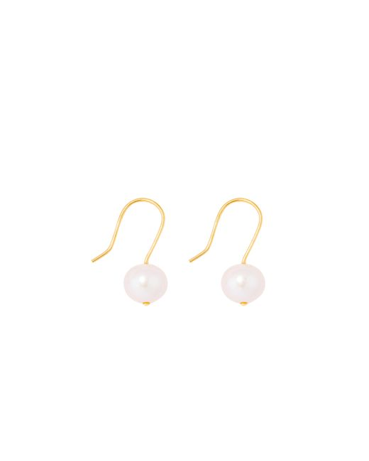 Aurelie Bidermann | White Cheyne Walk Water Pearls Earrings | Lyst