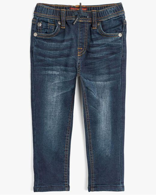 7 For All Mankind - Blue Boys 2t-4t Slimmy In Riptide for Men - Lyst