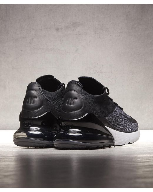 f73be2b773 ... Nike - Black Air Max 270 Flyknit Trainer for Men - Lyst ...
