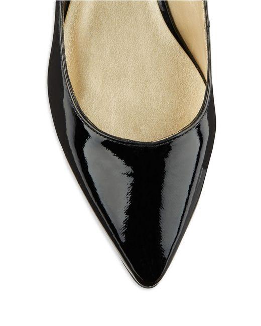 Bandolino | Black Yara Patent Wedges | Lyst