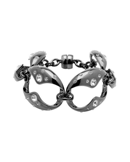 Ca&Lou | Black Bracelet | Lyst