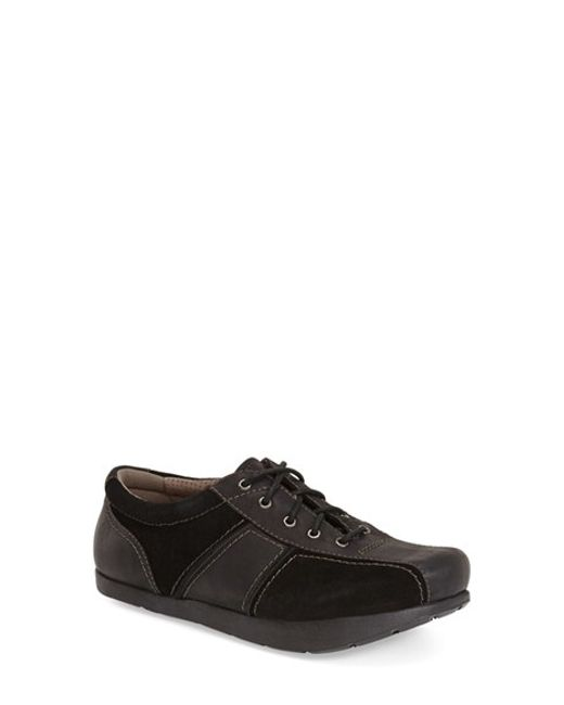 Kalso Earth | Black Kalso Earth 'ziggy' Oxford for Men | Lyst