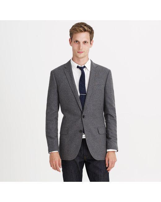J.Crew | Gray Ludlow Blazer In Italian Cashmere for Men | Lyst