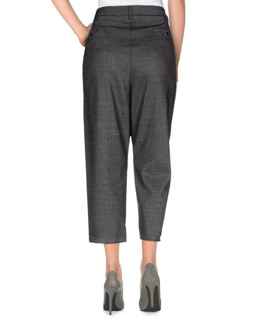 Barena | Gray Casual Trouser | Lyst