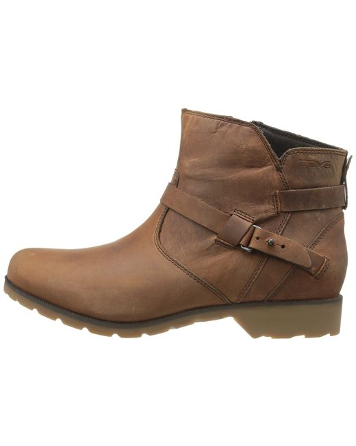 Teva | Brown Delavina Ankle | Lyst