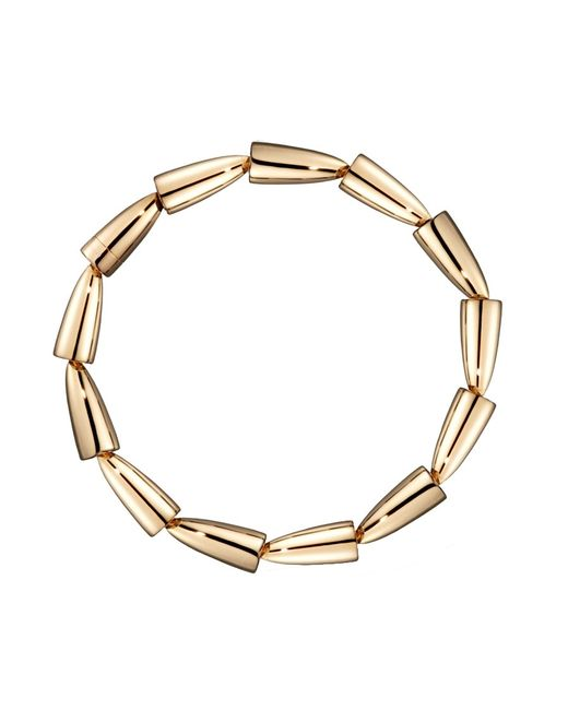 Vhernier | Metallic Editorialist Exclusive: Calla Necklace | Lyst