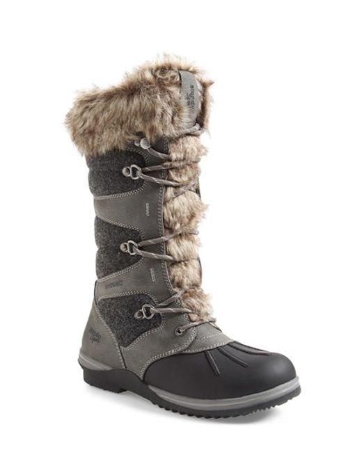 Women&39s Water Resistant Snow Boots | Santa Barbara Institute for