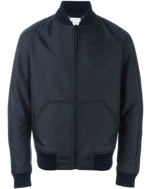 Nike 'lab' Bomber Jacket in Blue for Men