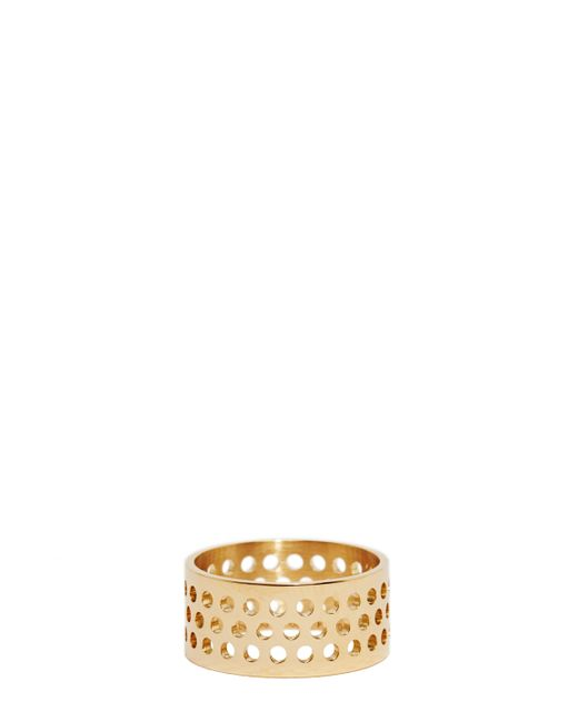 Jem | Metallic Jem Women's Voids L Ring From Aw15 In Yellow Gold | Lyst