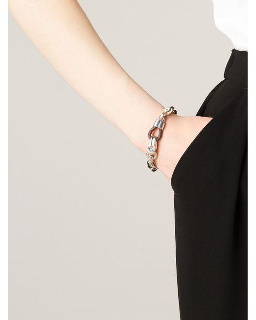 Miansai | Metallic Link Chain Bracelet | Lyst