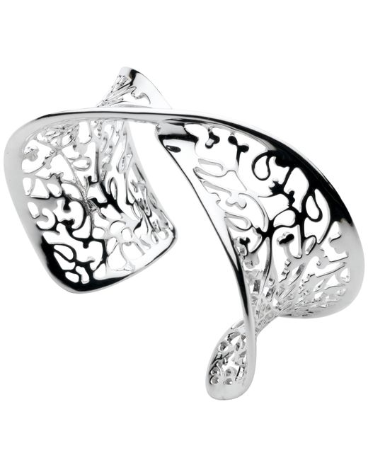 Kit Heath | Metallic Flourish Cuff | Lyst
