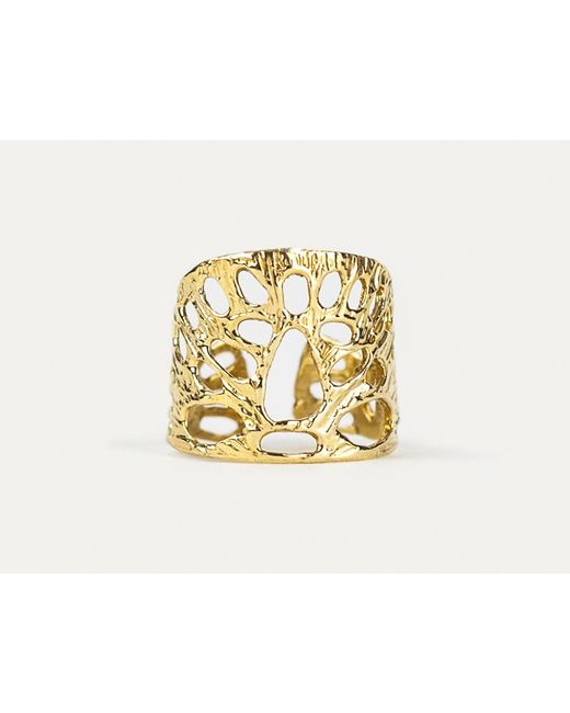 Odette New York | Metallic Amuletum Ring | Lyst