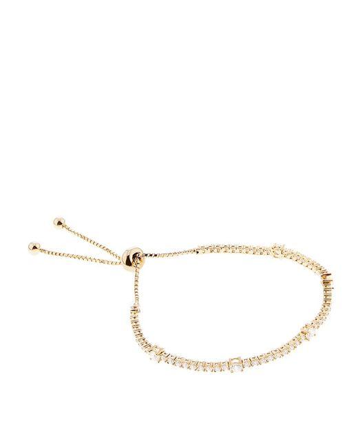 Carat* | Metallic Fitz Millennium Rose Gold Finish Bracelet | Lyst