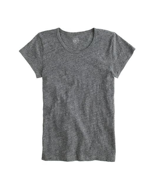 J.Crew | Gray Short-sleeve Painter T-shirt | Lyst