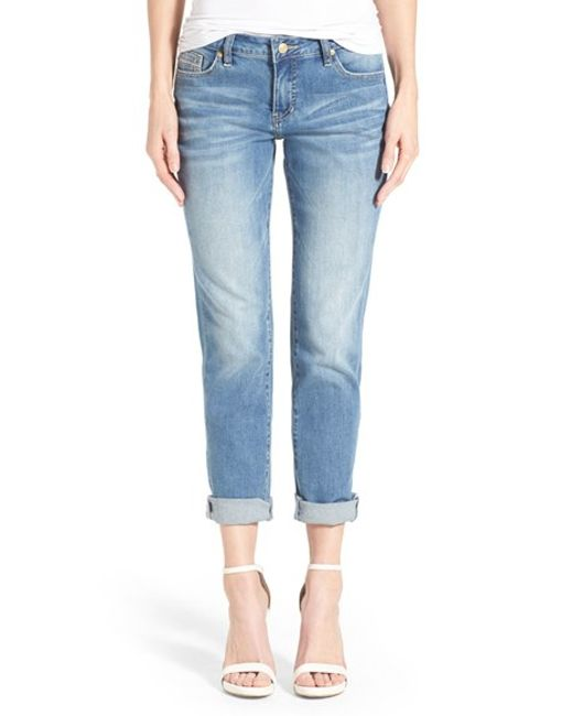 Jag jeans u0026#39;alexu0026#39; Stretch Boyfriend Jeans in Blue (INDIGO) - Save 41% | Lyst