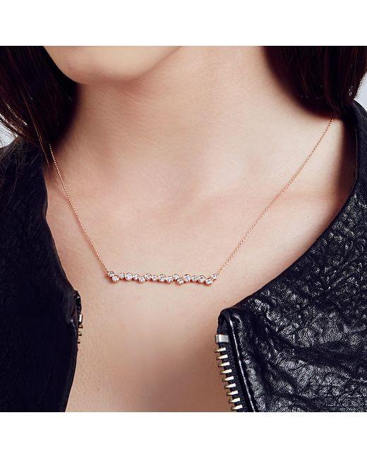 Carbon & Hyde | Metallic Anastasia Necklace | Lyst