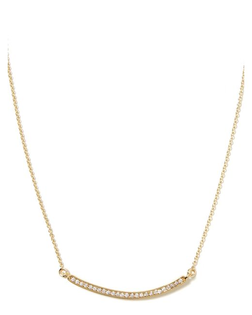 Banana Republic | Metallic Tennessee Collar Necklace | Lyst