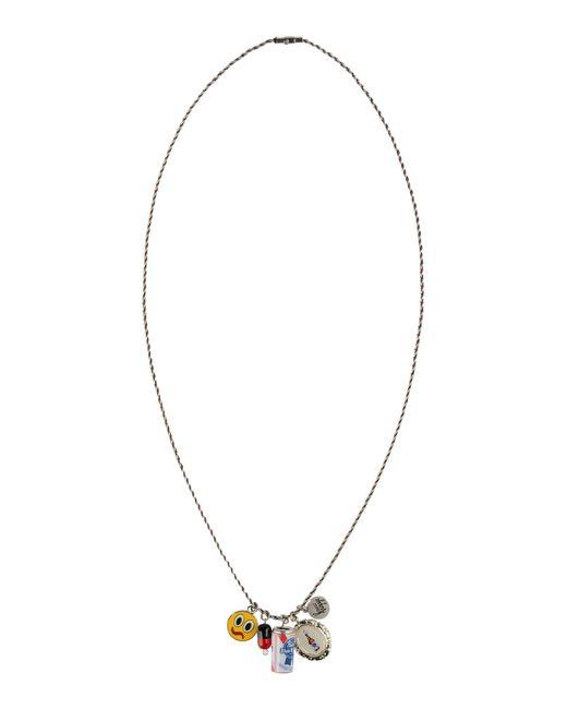 Venessa Arizaga   Metallic Necklace   Lyst