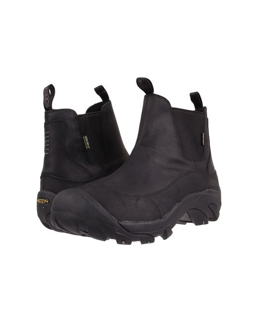 Keen | Black Anchorage Boot Ii for Men | Lyst