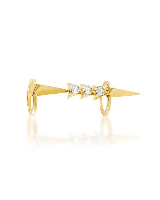 Luis Morais   Metallic Diamond Snake Ring   Lyst