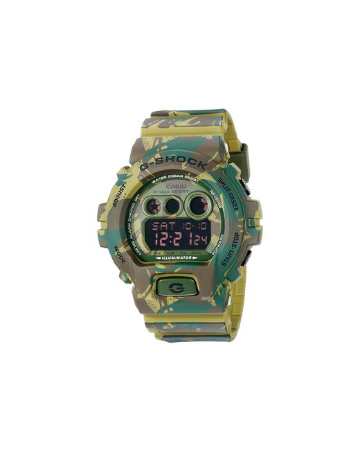 G-Shock | Green Gd-x6900mc | Lyst