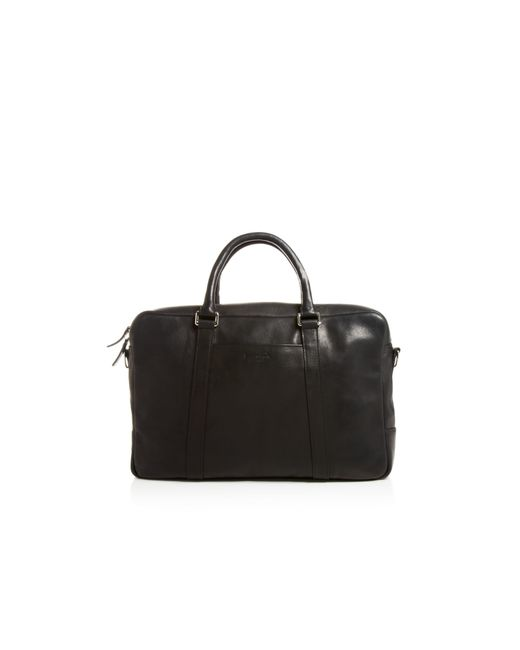 Shinola | Black Slim Briefcase for Men | Lyst