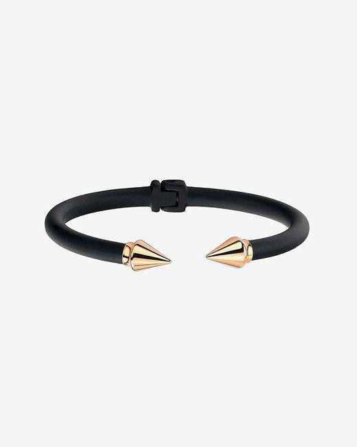 Vita Fede   Two Tone Mini Titan Bracelet: Black/Gold   Lyst