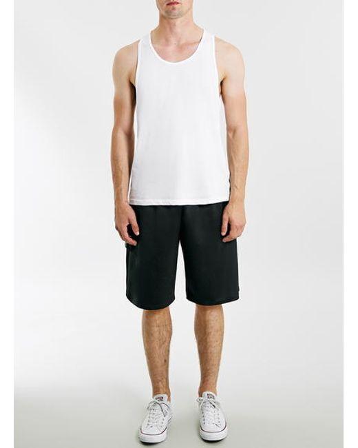 TOPMAN | White Classic Vest for Men | Lyst