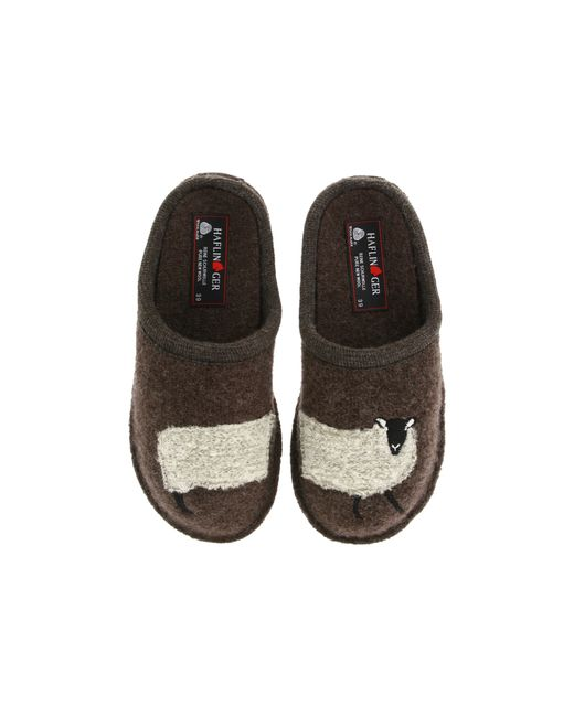 Haflinger | Brown Sheep Slipper | Lyst