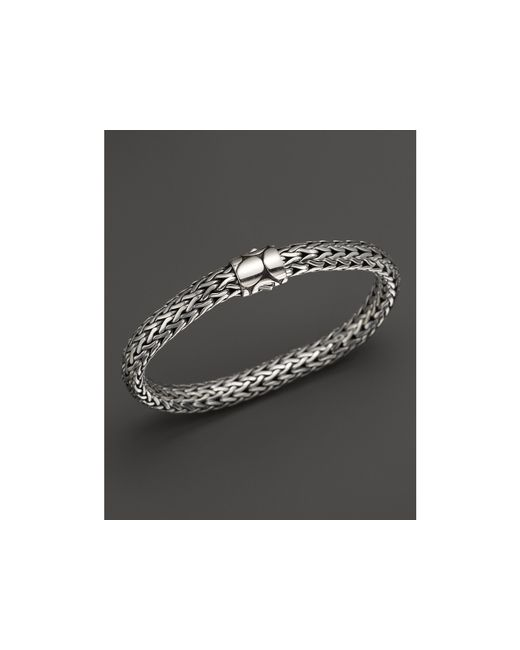 John Hardy | Metallic Women's Sterling Silver Kali Medium Bracelet | Lyst