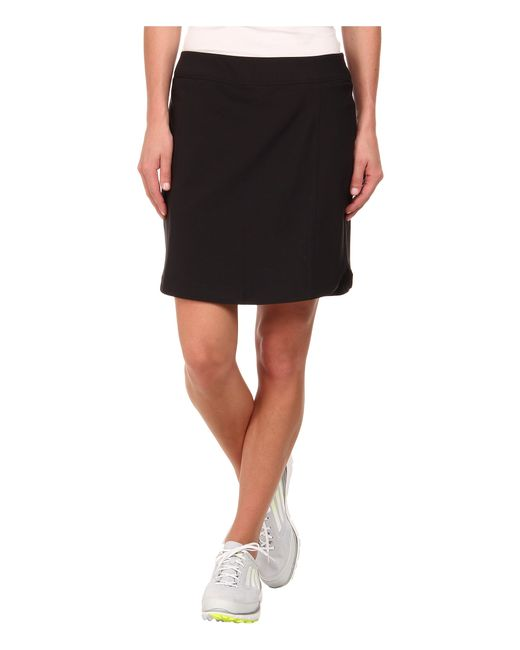 Adidas Originals | Black Adistar Pull On Skort | Lyst