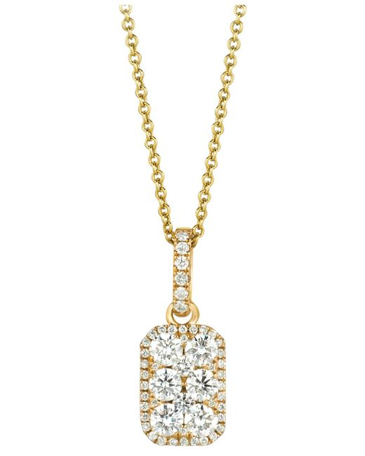 Le Vian | Metallic ® Diamond Pendant Necklace (5/8 Ct. T.w.) In 14k Gold | Lyst