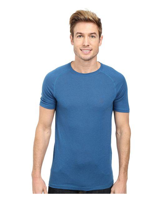 Fjallraven | Blue Abisko Trail T-shirt for Men | Lyst