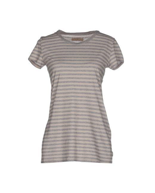 Almeria | Natural T-shirt | Lyst